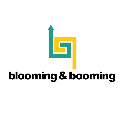 Blooming & Booming